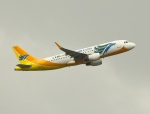 garrettさんが、香港国際空港で撮影したセブパシフィック航空 A320-214の航空フォト(写真)