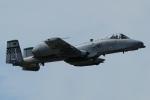 =JAかみんD=さんが、横田基地で撮影したアメリカ空軍 A-10C Thunderbolt IIの航空フォト(写真)