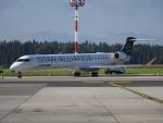 NIKEさんが、リュブリャナ空港で撮影したアドリア航空 CL-600-2D24 Regional Jet CRJ-900LRの航空フォト(写真)