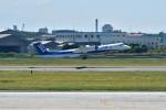 kiraboshi787さんが、松山空港で撮影したANAウイングス DHC-8-402Q Dash 8の航空フォト(写真)