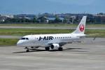 kiraboshi787さんが、松山空港で撮影したジェイ・エア ERJ-170-100 (ERJ-170STD)の航空フォト(写真)
