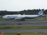 Y@RJGGさんが、成田国際空港で撮影した日本貨物航空 747-8KZF/SCDの航空フォト(写真)
