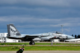 NALUさんが、小松空港で撮影した航空自衛隊 F-15J Eagleの航空フォト(飛行機 写真・画像)
