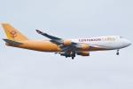 Wings Flapさんが、成田国際空港で撮影したセンチュリオン・エアカーゴ 747-428F/ER/SCDの航空フォト(写真)