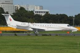 Wings Flapさんが、成田国際空港で撮影した東方公務航空 EMB-135BJ Legacy 650の航空フォト(写真)