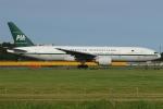 Wings Flapさんが、成田国際空港で撮影したパキスタン国際航空 777-2Q8/ERの航空フォト(写真)