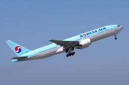 航空フォト:HL7766 大韓航空 777-200