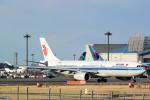 panchiさんが、成田国際空港で撮影した中国国際航空 A330-343Xの航空フォト(飛行機 写真・画像)