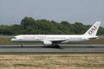 Gambardierさんが、高松空港で撮影したオムニエアインターナショナル 757-23Aの航空フォト(写真)