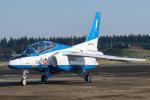 らむえあたーびんさんが、入間飛行場で撮影した航空自衛隊 T-4の航空フォト(写真)
