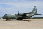 徳兵衛さんが、小松空港で撮影した航空自衛隊 C-130H Herculesの航空フォト(写真)