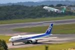 ヒロジーさんが、広島空港で撮影した全日空 767-381の航空フォト(写真)