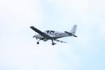 ヒロジーさんが、広島空港で撮影したジャパン・ジェネラル・アビエーション・サービス SR20の航空フォト(写真)