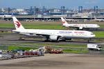 まいけるさんが、羽田空港で撮影した中国東方航空 777-39P/ERの航空フォト(写真)
