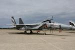 徳兵衛さんが、小松空港で撮影した航空自衛隊 F-15J Eagleの航空フォト(写真)