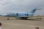 徳兵衛さんが、小松空港で撮影した航空自衛隊 U-125A(Hawker 800)の航空フォト(写真)