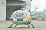 姫神さんが、仙台空港で撮影した東北エアサービス Bo 105CBS-4の航空フォト(写真)