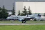 ピカードさんが、横田基地で撮影したアメリカ空軍 A-10C Thunderbolt IIの航空フォト(写真)