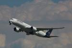 杉の裏さんが、羽田空港で撮影したルフトハンザドイツ航空 A350-941の航空フォト(飛行機 写真・画像)