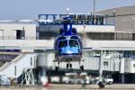 高松空港 - Takamatsu Airport [TAK/RJOT]で撮影された香川県警察 - Kagawa Policeの航空機写真