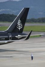 だいまる。さんが、岡山空港で撮影したTAG エイビエーション UK 757-2K2の航空フォト(写真)