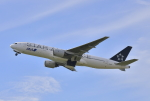 kix-boobyさんが、関西国際空港で撮影した全日空 777-281の航空フォト(写真)