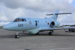 いっとくさんが、小松空港で撮影した航空自衛隊 U-125A(Hawker 800)の航空フォト(写真)