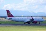 kitayocchiさんが、新千歳空港で撮影した吉祥航空 A320-214の航空フォト(写真)