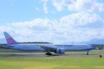 kitayocchiさんが、新千歳空港で撮影したチャイナエアライン 777-36N/ERの航空フォト(写真)