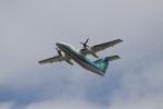 akinarin1989さんが、福岡空港で撮影したオリエンタルエアブリッジ DHC-8-201Q Dash 8の航空フォト(写真)