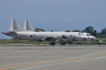 Cスマイルさんが、八戸航空基地で撮影した海上自衛隊 OP-3Cの航空フォト(写真)