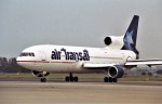 ハミングバードさんが、名古屋飛行場で撮影したエア・トランザット L-1011-385-3 TriStar 500の航空フォト(写真)