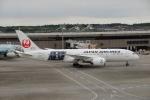 wingace752さんが、成田国際空港で撮影した日本航空 787-8 Dreamlinerの航空フォト(写真)