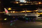 wingace752さんが、成田国際空港で撮影したカタール航空 777-3DZ/ERの航空フォト(写真)