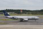 wingace752さんが、成田国際空港で撮影したアリタリア航空 A330-202の航空フォト(写真)