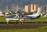 LOTUSさんが、八尾空港で撮影した中日本航空 208 Caravan Iの航空フォト(写真)