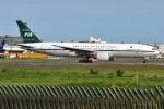 Timothyさんが、成田国際空港で撮影したパキスタン国際航空 777-2Q8/ERの航空フォト(写真)