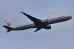 Timothyさんが、成田国際空港で撮影した中国国際航空 777-39L/ERの航空フォト(写真)
