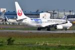 Timothyさんが、成田国際空港で撮影した日本トランスオーシャン航空 737-8Q3の航空フォト(写真)