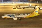 なごやんさんが、中部国際空港で撮影したセブパシフィック航空 A320-214の航空フォト(写真)