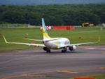 むらさめさんが、新千歳空港で撮影したAIR DO 737-781の航空フォト(写真)