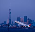 カヤノユウイチさんが、羽田空港で撮影した日本航空 MD-90-30の航空フォト(写真)