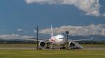 Bomb A Headさんが、千歳基地で撮影した航空自衛隊 777-3SB/ERの航空フォト(写真)
