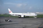 eagletさんが、羽田空港で撮影した日本航空 777-289の航空フォト(写真)