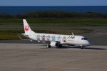 mibumibuさんが、新潟空港で撮影したジェイ・エア ERJ-190-100(ERJ-190STD)の航空フォト(写真)