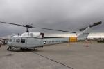 木人さんが、横田基地で撮影したアメリカ空軍 UH-1Nの航空フォト(写真)