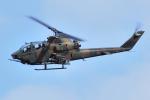 sepia2016さんが、峯岡山分屯基地で撮影した陸上自衛隊 AH-1Sの航空フォト(写真)