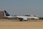 matsuさんが、成田国際空港で撮影したアリタリア航空 777-243/ERの航空フォト(飛行機 写真・画像)
