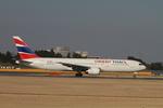 matsuさんが、成田国際空港で撮影したオリエント・タイ航空 767-3W0/ERの航空フォト(写真)