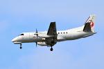 simokさんが、伊丹空港で撮影した日本エアコミューター 340Bの航空フォト(写真)